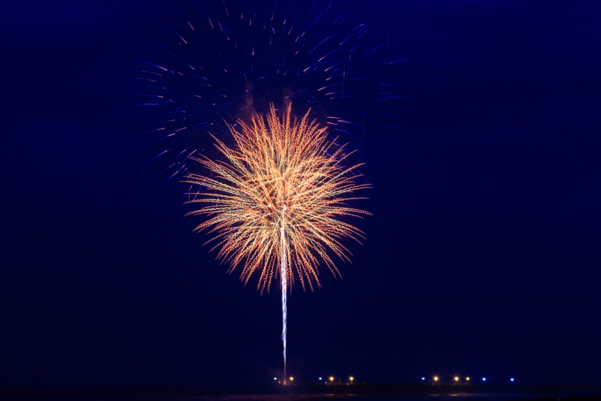 Asheville NC Photographer Fireworks Photos How To Long Shutter Speed-1