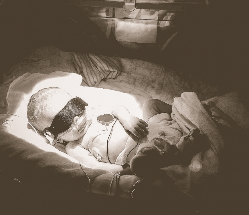 Baby Jace in NICU-2
